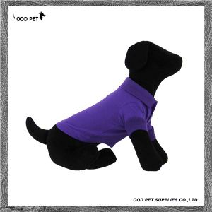 100% Cotton Dog Clothing Basic Dog Sweatshirt Spt6007-2 pictures & photos