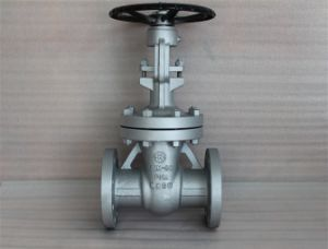Gate Valve for Industrial and Chemical Usage pictures & photos