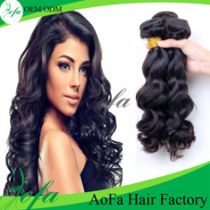 Human Virgin Hair Body Wave Remy Human Hair Weave pictures & photos
