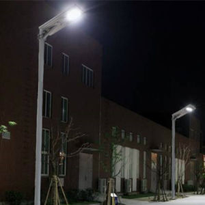 Hot Sale All in One Solar LED Street Light with Motion Sensor pictures & photos