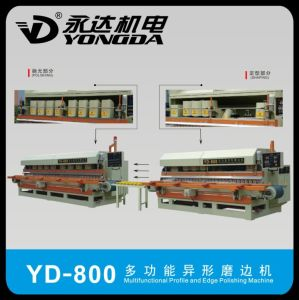 Yd-800 Multifunctional Stone Edge Profile Machine