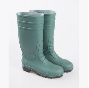 Yellow Color Industrial Safety Waterproof PVC Boots Footwear Ce Certified pictures & photos
