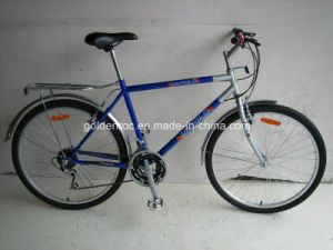 "26"" Steel Frame Mountain Bike (MGN2601) pictures & photos"