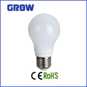 Energy Saving A55 4W E27 Ceramic Glass LED Bulb pictures & photos