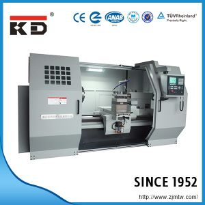 China High Precision Flat Bed CNC Lathe Machine Ck-62100b pictures & photos
