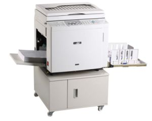 Max. A3 Original & B4 Master Digital Duplicator (RD-4129)