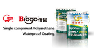 Hot Sale Single Component Polyurethane Waterproof Coating pictures & photos