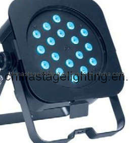 New LED PAR Light 18PCS*3W Tri LED PAR Light