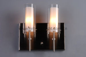 Modern Indoor Glass Wall Lamp (R08073W2) pictures & photos