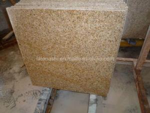 G682 Yellow Granite Floor Tiles pictures & photos
