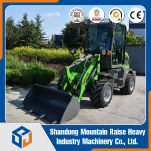 Mini Farm Machine Zl08 Wheel Loader with Ce EPA pictures & photos