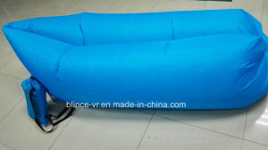 Stock Outdoor Indoor Good Texture Feels Good on The Skin Lazy Inflatable Outdoor Sofa with Certification pictures & photos