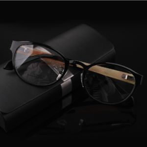 Genuine Neutral Horn Glasses Full Frame of Pure Titanium Glasses High-End Myopia Frame