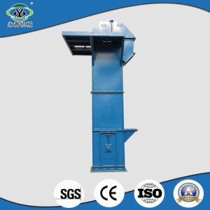 Chinese Large Capacity Vertical Conveyor Machine Bucket Elevator pictures & photos