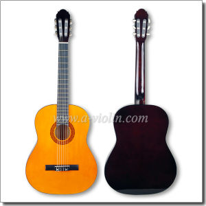 "[Hot Sale]39"" Classical Guitar, Great Price for Guitar Beginners (AC851) pictures & photos"
