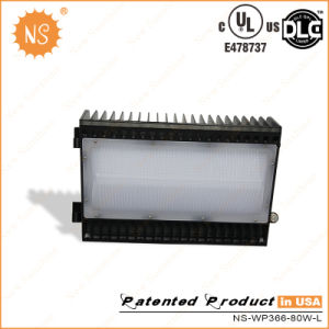 Waterproof IP65 100lm/W 80W LED Wall Pack Light pictures & photos