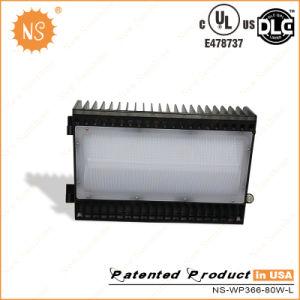 Waterproof IP65 100lm/W 80W LED Wall Pack Light