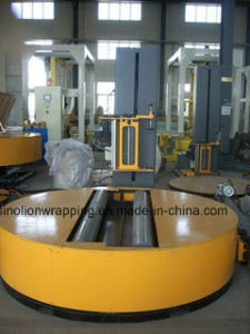 Y2000f Sinolion Paper Roll Film Wrapping Machine pictures & photos
