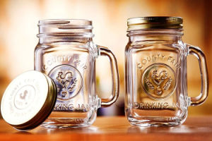 500ml Drinking Glass Mug/ Glass Container/ Glassware pictures & photos