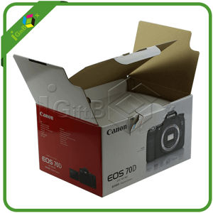 Custom Corrugated Carton Packing Box pictures & photos