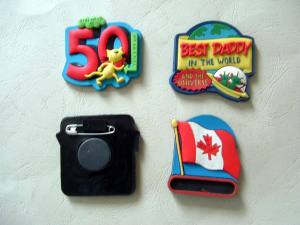 Fridge Sticker Magnets