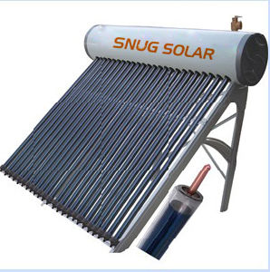 Summer /Winter High Temp Integrated Pressure Solar Water Heater pictures & photos