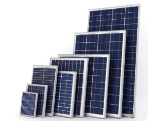40W 70W 100W 140W Poly Solar Panel Used for Solar Power System pictures & photos