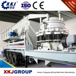 Chinese Good Quality Symons Cone Crusher Manual for Quarry and Mining pictures & photos