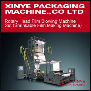 Shrinkable Film Making Machine Film Extrusion Machine pictures & photos