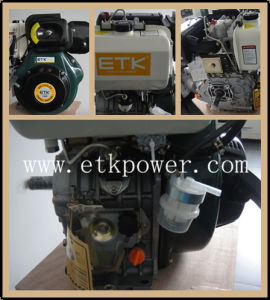 14HP Diesel Engine with Outside Filter (ETK Brand) pictures & photos