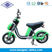 48V 12ah 350W Battery Electric Scooter with Pedals (HP-E302)