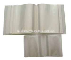 Customized Clear PP Pocket Binder (F2105) pictures & photos
