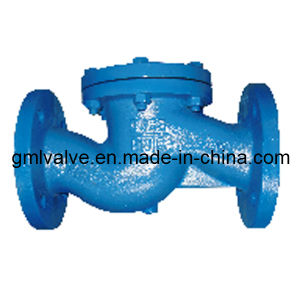 DIN Cast Iron Lift Check Valve with CE