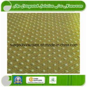 Nonwoven Anti-Skid Fabric (Sungod13-03) pictures & photos