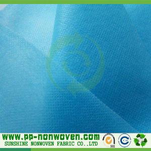 Blue Color Spunbond Nonwoven Medical pictures & photos