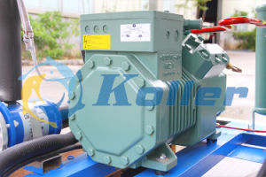 Guangzhou Koller High Efficiency Tube Ice Machine One Ton Per Day (TV10) pictures & photos