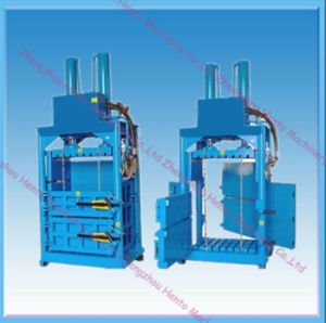 Professional Exporter of Hydraulic Waste Textile Wrapping Machine pictures & photos
