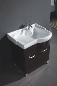 Hangzhou Hot Selling Laundry Furniture with Sink pictures & photos