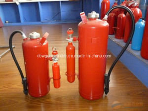 Europe Standard Small CO2 Gas Cylinder (WMA-219-40) pictures & photos