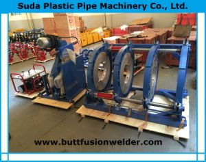 Sud450h HDPE Pipe Hydraulic Butt Fusion Jointing Machine pictures & photos