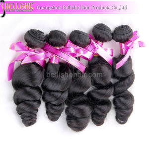 New Hair Style Loose Wave Natural Colori Ndian Human Hair Extension