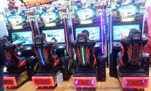 Game Machine 3D Super Speed Car Racing Game Machine pictures & photos