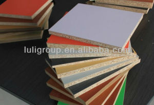 H002/ Sy2028 Melamine Double Sided Particle Board to Ulan Bator, Monglia pictures & photos