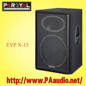 Professional Wooden Speaker Cabinet (EVP-X15)