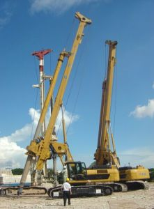 TR160D Rotary Drilling Rig / Machine Drill Foundation Piles pictures & photos