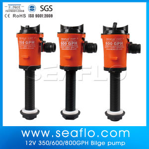 Seaflo 350gph 12V Solar Pump for Deep Well pictures & photos