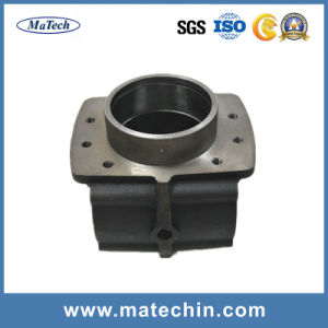 OEM Casting Ductile Iron Transmission Cover pictures & photos