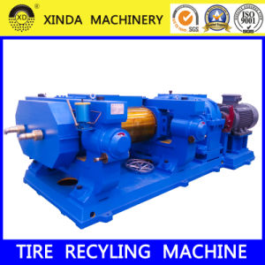 Two Roller Rubber Mill pictures & photos