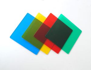 Durable 0.5mm Thickness PC Sheet for Printing Material pictures & photos
