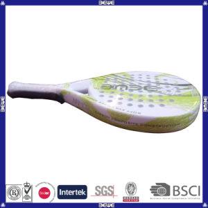 50%Carbon+50%Fiberglass Paddle Racket pictures & photos
